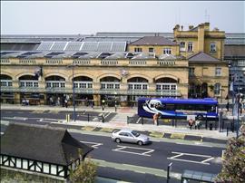 York Station Accessable