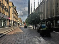 Sauchiehall Street Guide - Pedestrianised Section