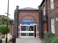 Main Hospital Entrance 2