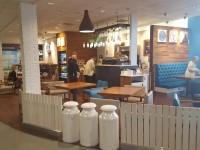 Flat White Coffee Club - Arrivals Hall