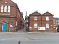 Hitchin British Schools Museum - First Floor Building