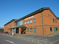 Blackpool Sports Centre