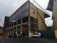 Steve Bull Stand - Executive Boxes