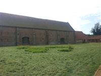 Basing House - Visitor Centre, Great Barn and Learning Centre