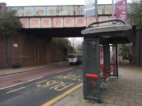 Witton Road/Witton Station (towards Perry Bar) Bus Stop to Villa Park
