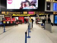 Terminal 1 Main Departures (Level 5) Security