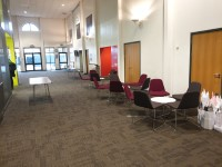 Room 101 Foyer (Western Infirmary Lecture Theatre)