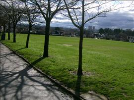 Killermont Playing Fields