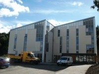 Scottish Borders Campus Accommodation
