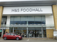 Marks and Spencer Aylesford Simply Food