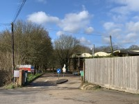 Chigwell Luxborough Lane Recycling Centre for Household Waste