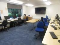 Wolfson F Room G19 - Cluster Room