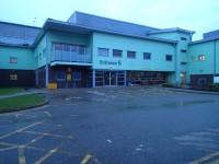 Wythenshawe Hospital - Yellow Zone