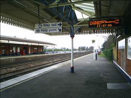Brookwood Station