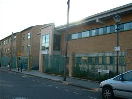 Bow Central Sports Centre - CFGS