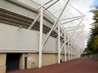 Eteach Stand - East Stand