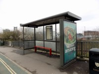 Itchen Bridge (North Side) Bus Stop to St Mary's Stadium