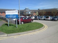 Welland Centre for Mental Health Kingfisher Ward - St Mary's Hospital