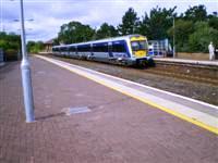Holywood Station
