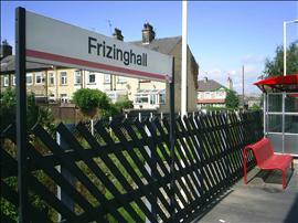 Frizinghall Station