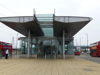 Canning Town Bus Station