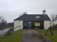 Galloway Forest Park - Clatteringshaws Visitor Centre