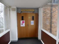 Cripps Lecture Room
