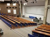 David Attenborough Building Babbage Lecture Theatre