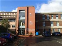 Sheffield Diabetes and Endocrine Centre Main Entrance