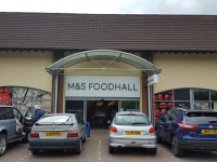 Marks and Spencer Chineham Basingstoke Simply Food