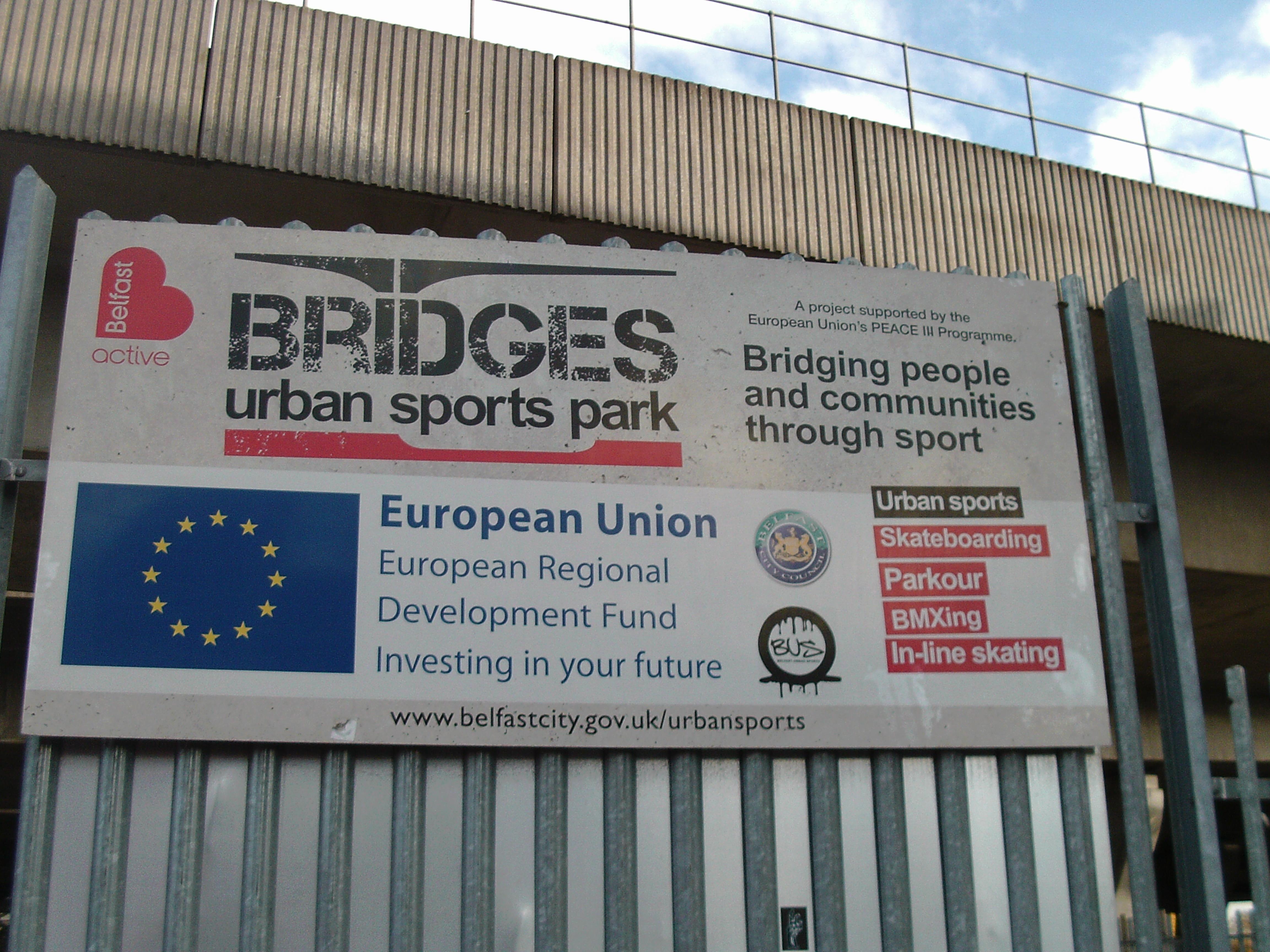 Belfast Urban Sports Park