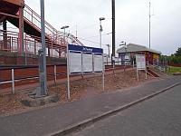 Whifflet Train Station