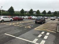 West Car Park to the Liberty Stadium