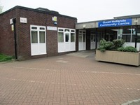 New Great Hollands Community Centre