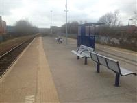 Darnall Train Station