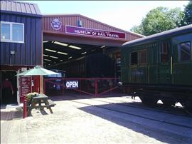 Museum of Rail Travel