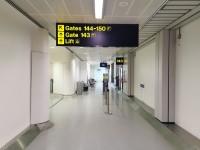 Terminal 1- Departures Gates 141-150