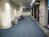 Terminal 3 Lower Departures Gates 141-150