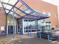 A & E Entrance
