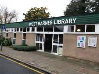 West Barnes Library
