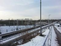 Stepps Train Station