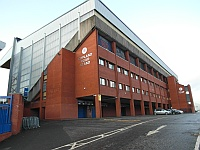Copland Stand Rear Tier