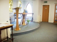 Chapel and Multi-Faith Prayer Room
