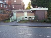 Crewe Road Public Toilets
