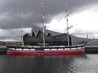 Tall Ship at Riverside
