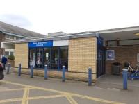 Addenbrooke's Hospital Main Outpatients Entrance