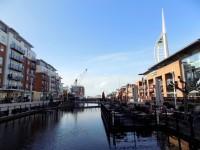 Gunwharf Quays - Plaza