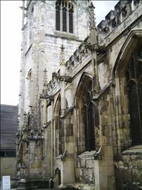 St Martin le Grand Church