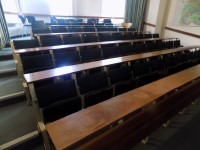 South Wing, Garwood Lecture Theatre 9
