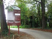 Moggerhanger Park - House